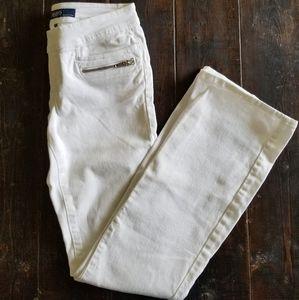 👖WIDE LEG WHITE JEANS